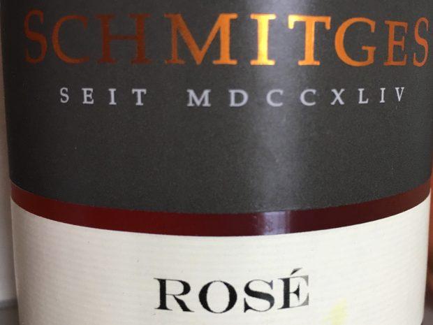 Blid og blød rosé fra Schmitges
