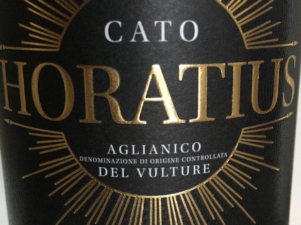 Mægtig Aglianico fra Campania
