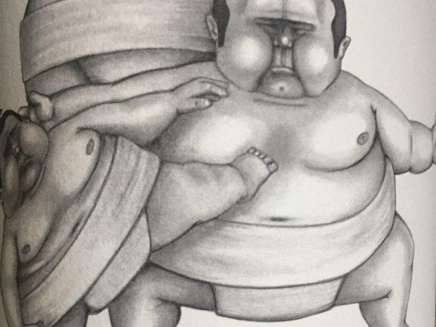 Voluminøs og fedladen Italiener