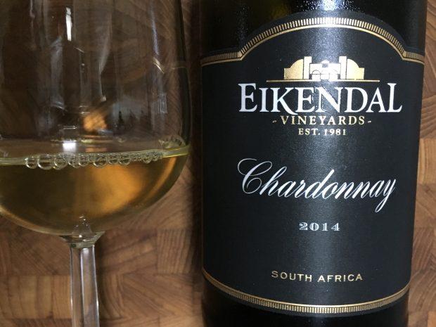 Smuk sydafrikansk Chardonnay