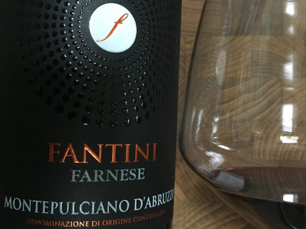 Blød og primært frisk Fantini Farnese
