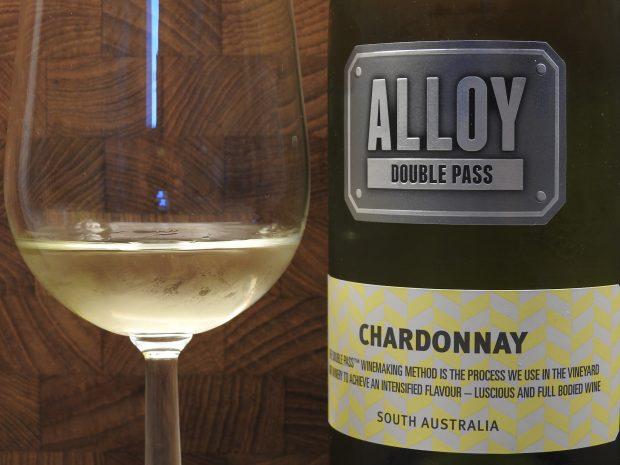 Frisk australsk Chardonnay