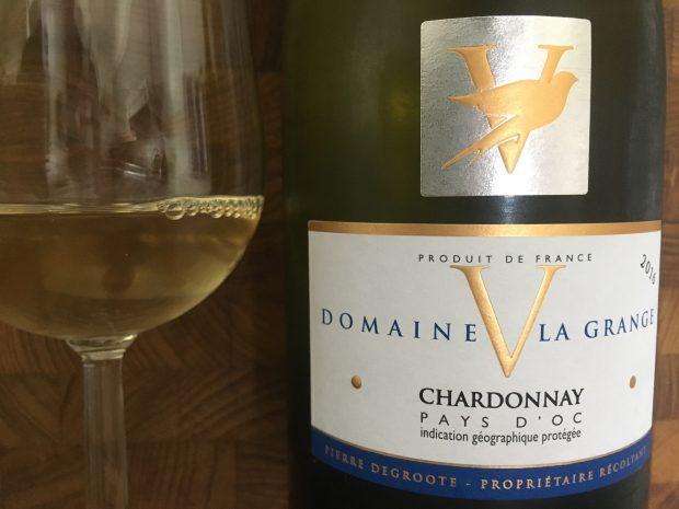 Sprød og frisk Chardonnay