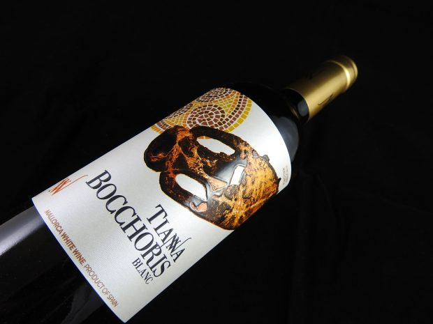 Eksotiske hvide Mallorca-druer