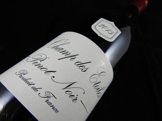 Skarp sydfransk Pinot Noir