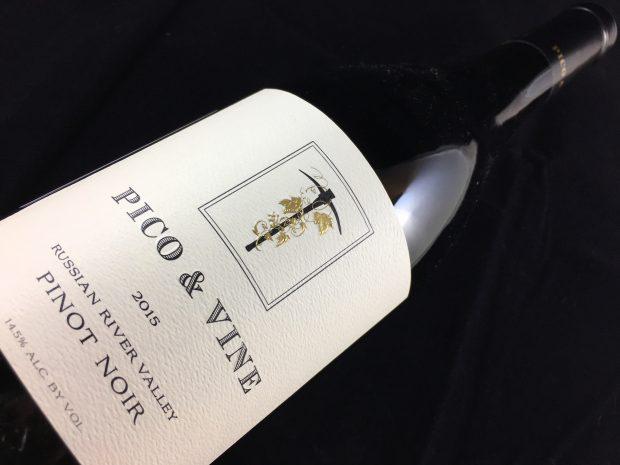 Forrygende californisk Pinot Noir