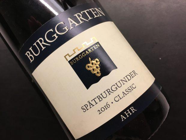 Burggarten Classic et trin ned ad ranglisten