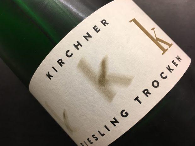 Kirchner med klassisk Riesling
