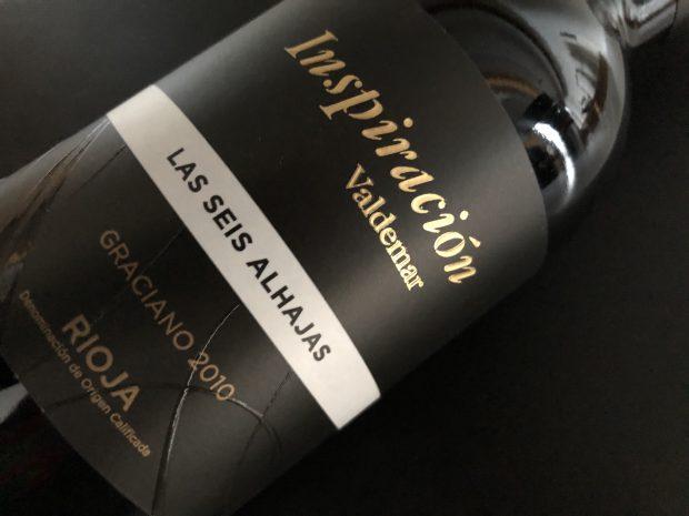 Usædvanligt tilgængelig Rioja
