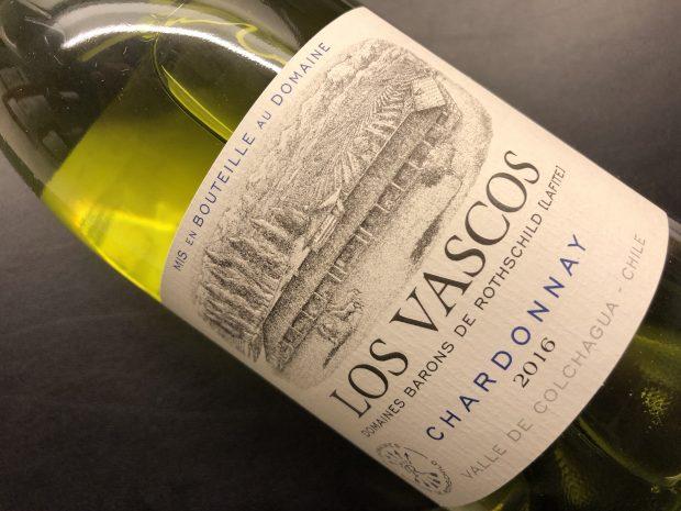 Fin mellemklasse Chardonnay