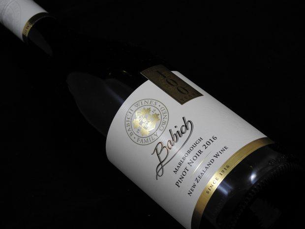 Elegant og diskret Pinot Noir