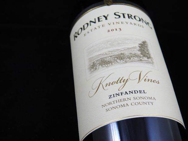 Rodet og stærkt fra Rodney Strong