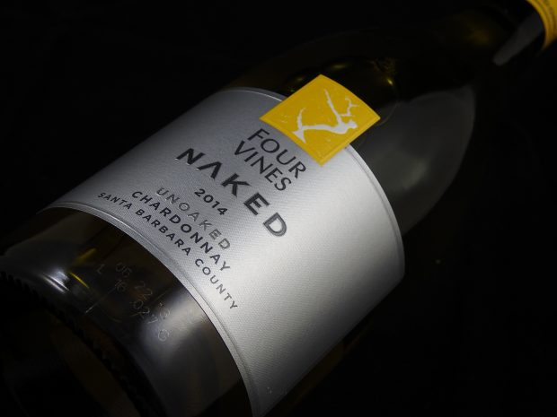 Uamerikansk californisk Chardonnay