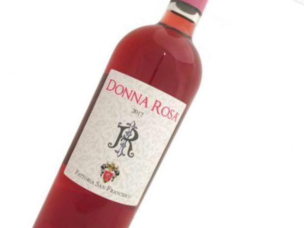 Sødlig men spændende rosé