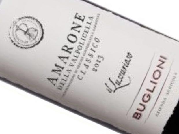 Klasse-Amarone fra Buglioni