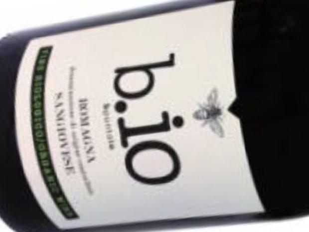 Rigeligt skrap bio-vin fra Romagna