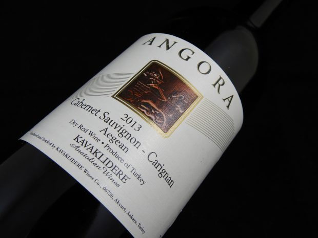Fair kvalitet på tyrkisk rødvin
