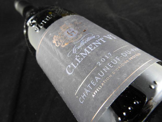 Elegant og nuanceret hvid Chateauneuf