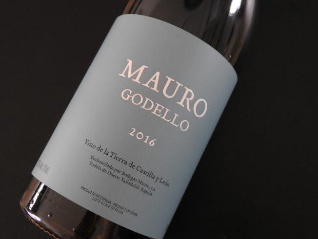 Den guddommelige Godello-drue
