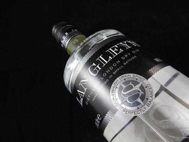Blød gin smyger sig om smagsløgene