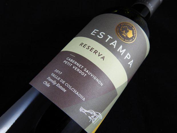 Chilensk lag-på-lag-vin