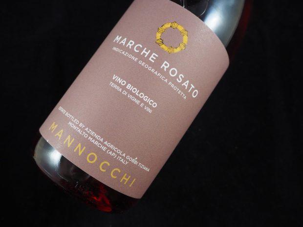 Markant og kraftfuld rosé fra Marche