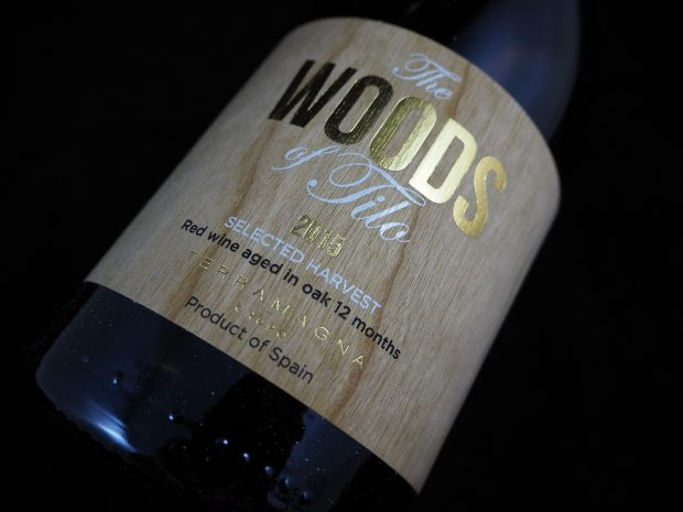 Blød og woody spanier