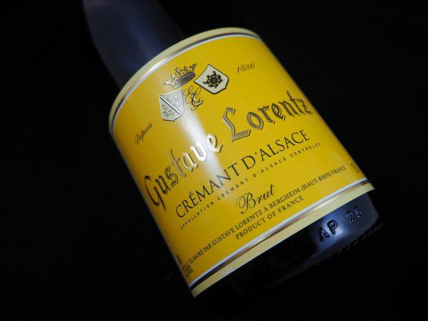 Superlækker alsidig Alsace-Cremant