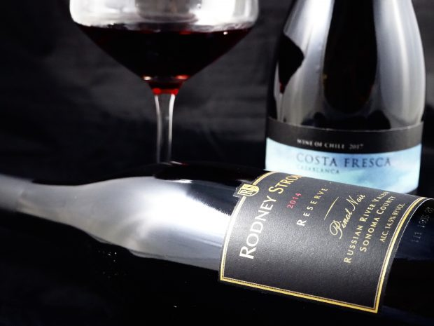 Den elskelige Pinot Noir-drue