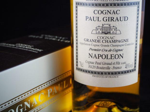 Kejserlig Cognac fra Paul Giraud