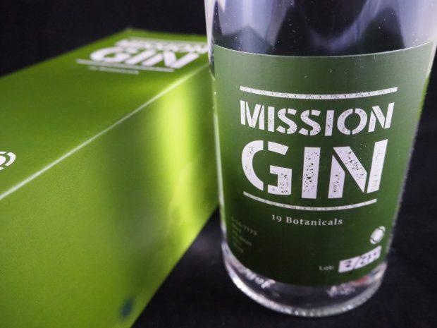 Dansk gin med en mission og en historie