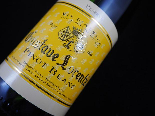 Pinot Blanc med skøn elegance