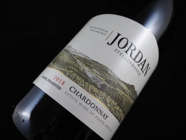 Sydafrikansk Chardonnay med massiv fad-fedme