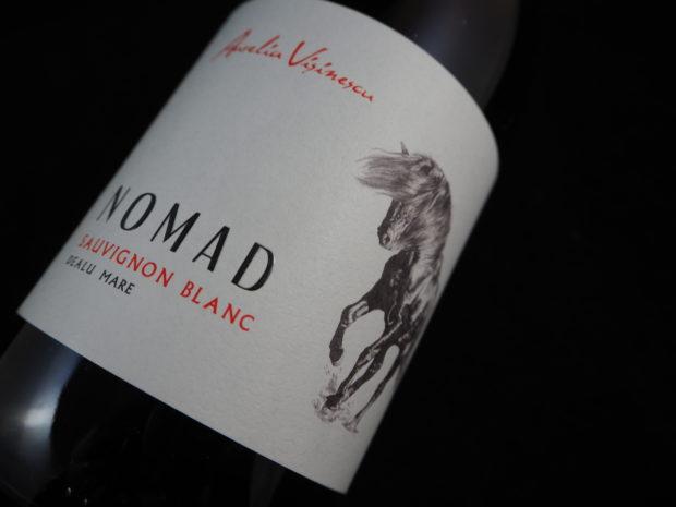 Skramlet Sauvignon Blanc fra Dealu Mare