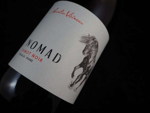 Skør pris på rumænsk Pinot Noir