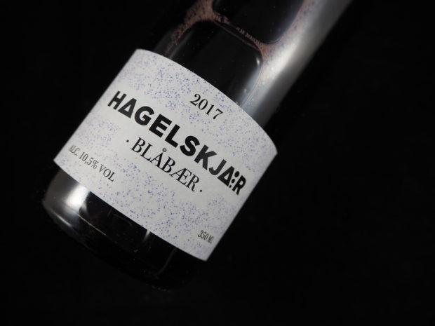 Vildt imponerende blåbær-vin