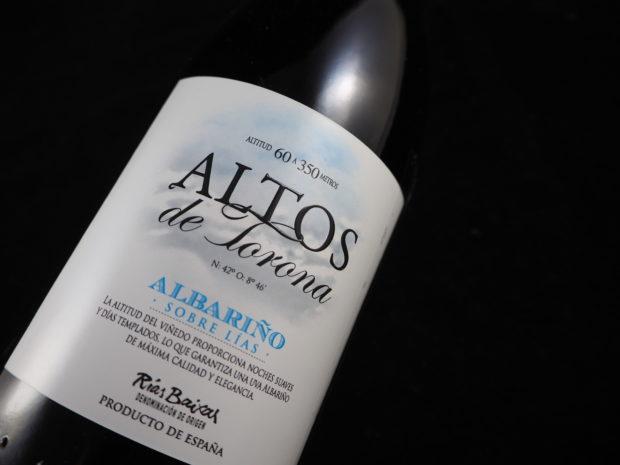Andægtigt afstemt Albariño