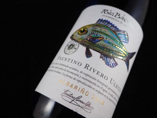 Albariño med Riesling-træk
