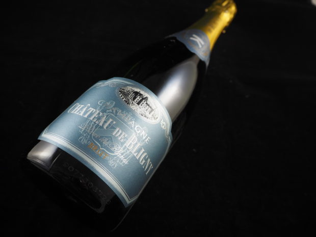 Charmerende Chardonnay-Champagne