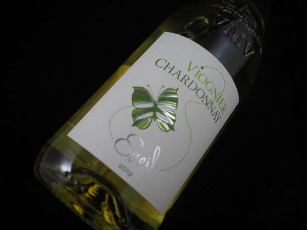 Viognier-vildskab tøjles af Chardonnay-charme