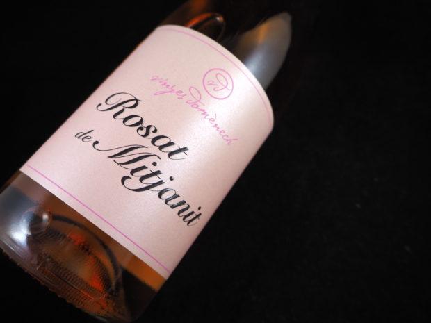 Garnacha-rosé med skøn dybde