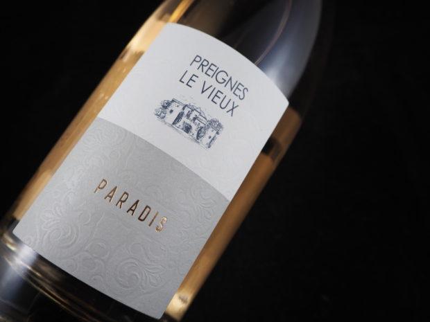 Paradisisk fransk top-rosé