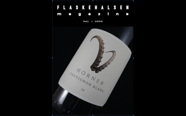 Flaskehalsen Magazine