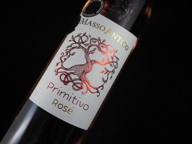 Kraftfuld Primitivo-rosé