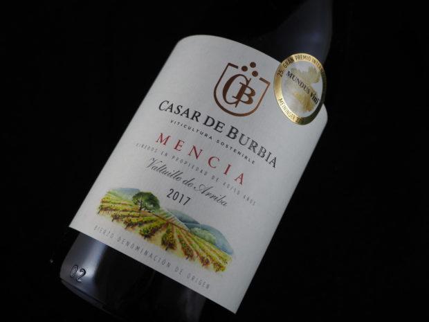 Saftig og frugtpræget Mencía