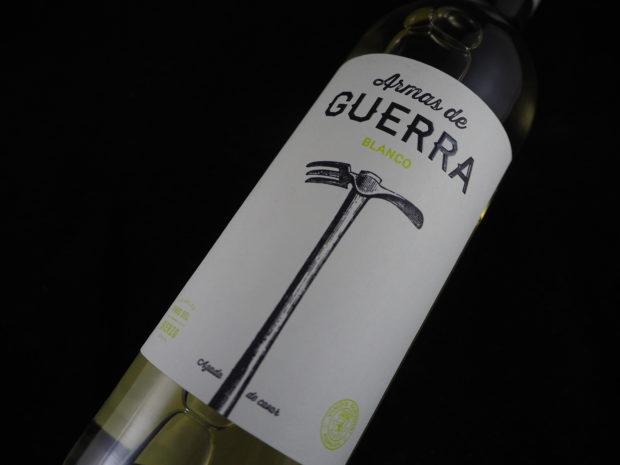 Fin hvid Bierzo på særlige druer