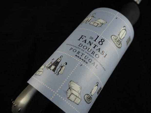 Fantasifuld portugisisk hvidvin