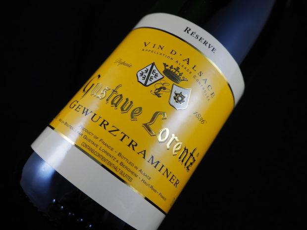 Alsace-vin med appel til asiatiske retter