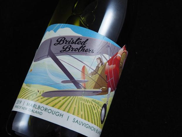 Lidt stram Sauvignon Blanc
