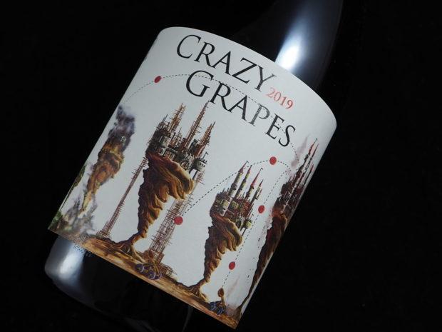 Crazy Grapes lever op til sit navn